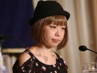 「ろくでなし子」こと五十嵐恵氏(Haruyoshi Yamaguchi/アフロ)