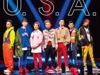「U.S.A.(CD+DVD)(初回生産限定盤A)」(SONIC GROOVE)