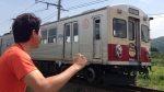 心に響く松岡修造の動画『頑張れ電車!君ならできる』