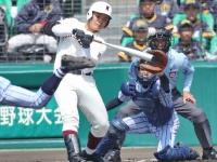 早稲田実業学校高等部の清宮幸太郎選手(写真:BFP/アフロ)