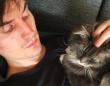 愛猫とのラブラブな映像を撮り続けた男性「そして時は流れ……?」今しあわせが増えた模様