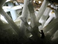 クリスタルの洞窟(メキシコ) 画像は「Wikipedia」より引用