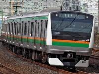 東海道本線を走行する3000番台(「Wikipedia」より)