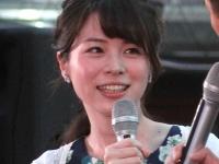 「ポスト夏目三久」大混戦内幕をスッパ抜く(1)皆川玲奈の魅惑シルエット