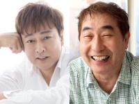 左:太川陽介(ビクターエンタテインメント公式サイトより)、右:蛭子能収(ファザーズコーポレーション公式サイトより)