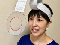 (「声の的」わたなべあやさん装着http://asaito.com/research/2018/09/post_50.php)