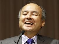 ソフトバンク・孫正義会長兼社長(「アフロ」より)