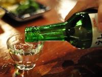 韓国人は男女ともお酒が大好き