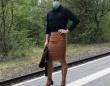 ファッションに既成概念はいらない。誇りを持ってスカートとハイヒールのコーデを楽しむロボットエンジニア(ドイツ)