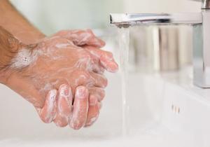 除菌効果が高い手洗いのポイントは?(depositphotos.com)