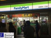 ファミリーマートの店舗(撮影=編集部)