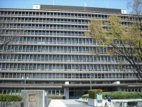 大阪地方裁判所(スケロクさん撮影、Wikimedia Commonsより)