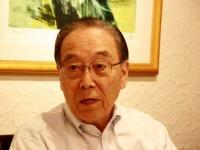 未来を創る財団の國松孝次会長