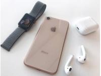 「Apple Watch Series 3」と「iPhone 8」