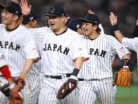 WBCの日本代表(写真:田村翔/アフロスポーツ)