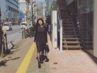 高岡早紀インスタグラム(@saki_takaoka)より。