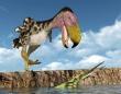 翼を広げると7メートルもある巨鳥から巨大ペンギンまで、かつて実在した10種の怪鳥たち