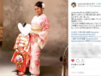 神田うの公式Instagramより