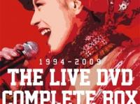『中森明菜 THE LIVE DVD COMPLETE BOX』ユニバーサル ミュージック