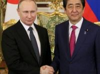 安倍首相は2017年4月にもロシアを訪問(首相官邸HPより)
