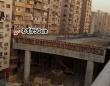 ギリギリがすぎる。住宅アパートから50センチしか離れてない場所に高速道路建設が物議をかもす(エジプト)