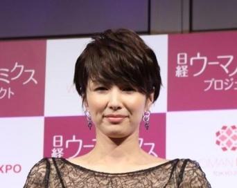 吉瀬美智子さん(2017年撮影)