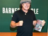 AC/DCのブライアン・ジョンソン