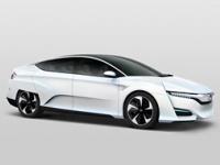 ホンダの燃料電池車「FCV CONCEPT」。画像はホームページより