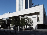 「日本レコード大賞」発表会会場の新国立劇場(「Wikipedia」より)