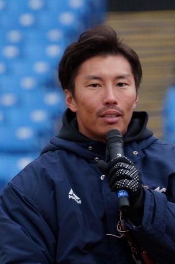 上田剛史氏