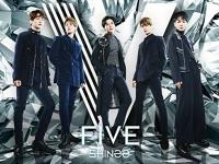 SHINee 「FIVE(初回限定盤A)(Blu-ray付) 」Universal Music =music=