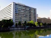 日本板硝子株式会社大阪本社が所在する住友ビル本館(「Wikipedia」より)