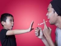 我が子の一声が禁煙を成功に……(depositphotos.com)