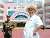 北朝鮮の金正恩朝鮮労働党委員長(KCNA/新華社/アフロ)