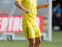 サッカー日本代表FW本田圭佑