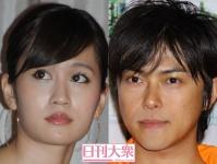 (左から)前田敦子、勝地涼