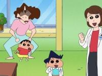 画像はアニメ『クレヨンしんちゃん』「科捜研の女だゾ」より
