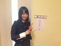 欅坂46公式ブログより