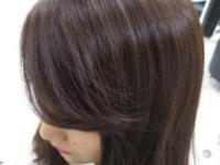秋冬にぴったりの「モカカラー」は美髪効果アリ♡重ためスタイルで大人綺麗になりましょう♪