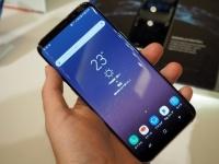 サムスン電子の「Galaxy S8」