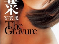 ※イメージ画像:夏菜写真集『The Gravure』集英社
