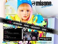 misono公式ホームページ