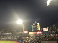 神宮球場での「開幕戦」をレポート