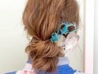 夏祭りの準備はOK?【自分で出来る◎】浴衣に合う簡単まとめ髪アレンジ4選♡