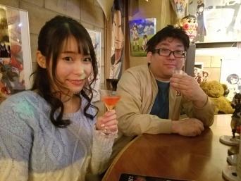 斎藤ゆうすけさんと塚田綾佳さん