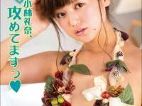 ※イメージ画像:小林礼奈DVD『妄想激情~小林礼奈 攻めてますっ~』リバプール