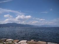 大津市内は観光地の琵琶湖もあるが...