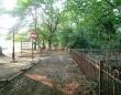 現場となった井の頭公園の様子