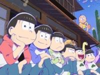 第2期がスタートTVアニメ『おそ松さん』(テレビ東京系:月曜深夜01:35~)(画像は公式HP)