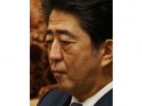 安倍首相(写真:日刊現代/アフロ)